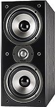 Polk Audio Monitor 40 Series II Bookshelf Speaker (Black, Pair) - Big Sound, High Performance | Perfect for Small or Mediu...