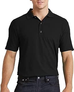Gildan Men's Antimicrobial Performance Jersey Polo Shirt