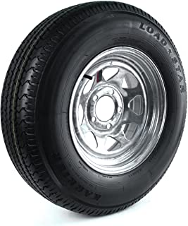 Kenda Loadstar Karrier Radial Trailer Tire - 205/75R14 55C