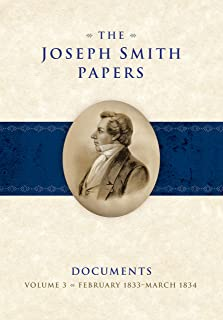Joseph Smith Papers: Documents: February 1833 - March 1834