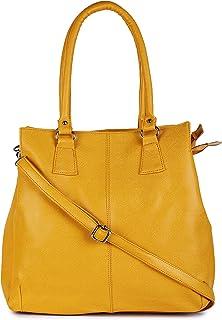 SPECTRUM Women Shoulder Bag with 3 Zip compartments