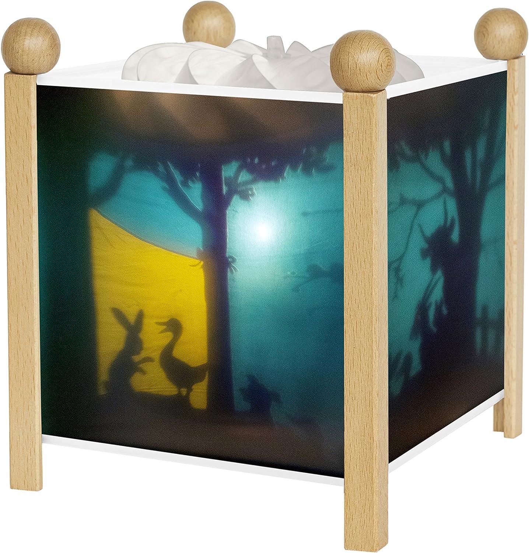 Trousselier 4382 GB 12 V Magic Laterne gédéon Nacht Lampe B01NCNM732  Lebhaft und liebenswert     | Tragen-wider