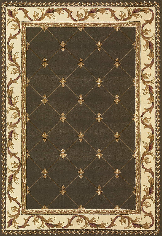 KAS Oriental Rugs Corinthian Collection 3 Area Charlotte Mall Fleur-De-Lis 40% OFF Cheap Sale Rug