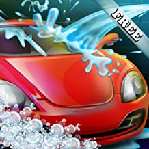 Lavado de coches y taller : juego educativo para los niños - lavado de autos para los coches GRATIS
