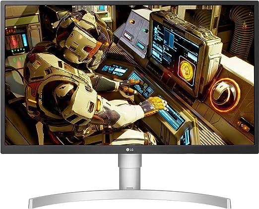 LG 27 Inch 4K HDR Monitor