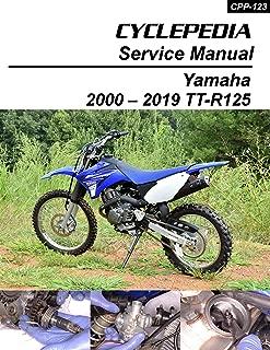 2000-2007 Yamaha TT-R125 Service Manual