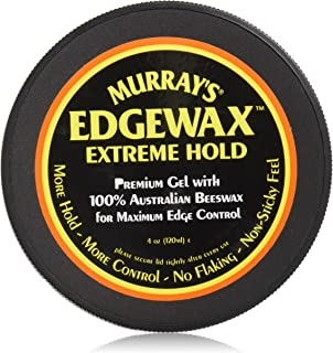 Murray's Edge Wax Extreme Hold, 4 Ounce