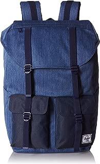 indigo herschel backpack