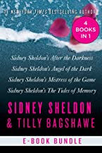 The Sidney Sheldon & Tilly Bagshawe Collection: Sidney Sheldon's After the Darkness, Sidney Sheldon's Angel of the Dark, Sidney Sheldon's Mistress of the ... and Sidney Sheldon's The Tides of Memory