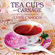 Teacups and Carnage: Tourist Trap Mystery Series, Book 7