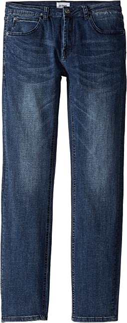 Hudson Kids - Jagger Slim Straight in Desert Wash (Big Kids)