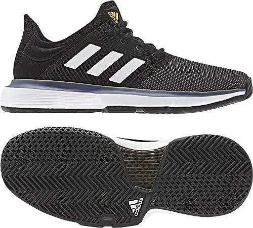 Adidas Solecourt Xj, Chaussures de Tennis Mixte Enfant