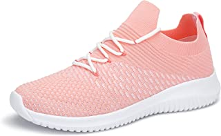 Mishansha Womens Lightweight Fashion Sneakers Sports Running Shoes Walking Jogging Gym