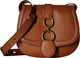 LAUREN Ralph Lauren - Barrington Saddle Crossbody Large