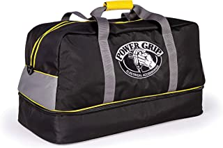 Camco Power Grip Electrical Accessory Bag with Adapter Storage Storage Duffel Secures PowerGrip Extension Cords and Accessories (55014)