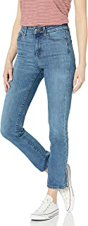 Marque Amazon - Goodthreads High Rise Slim Straight Jeans Femme