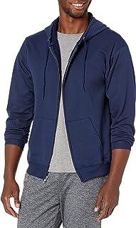 Hanes Men's Full Zip EcoSmart Fleece Hoodie