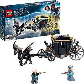 LEGO Fantastic Beasts: The Crimes of Grindelwald - Grindelwald's Escape 75951 Building Kit (132 Pieces)