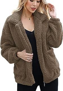 faux bear coat
