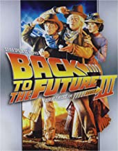 Back to The Future 3 - Limited Anniversary Edition Steelbook Blu-ray