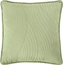 Brielle Stream Toss Pillow, Square 16 x 16, Sage