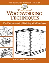 Traditional Woodworking Techniques: The Fundamentals of Building with Handtools