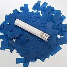 Ultimate Confetti 8 Pack Dark Blue Tissue Confetti Wands-6