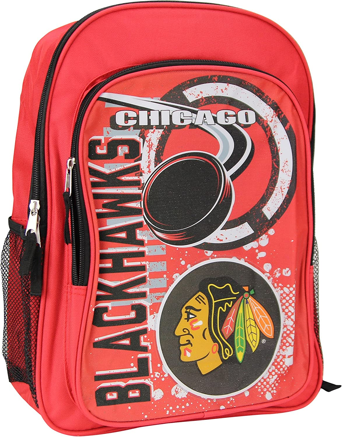 The Northwest Company NHL Blackhawks Backpac Accelerator Spring new work Recommended Chicago