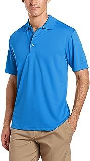 قمصان بولو بولو رجالي من PGA TOUR بأكمام قصيرة صلبة