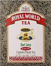 Royal World Kalmi Earl Grey Tea, 17.8 Ounce