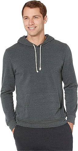 Baseline Pullover Solid Hoodie