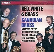 Red, White & Brass - Canadian Brass