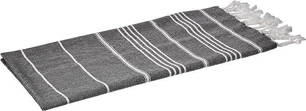 CACALA Pure Series Turkish Hand Towels – Traditional Peshkir & Peshtemal for Bathroom, Kitchen and Baby Care – 100% Natura...