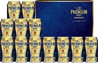 【お歳暮】 ザ・プレミアム・モルツ ビール ギフト セット スマートパッケージ BEC3P [ 350ml×12本 ] [ギフトBox入り]