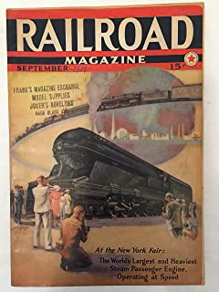 Railroad Magazine - September 1939