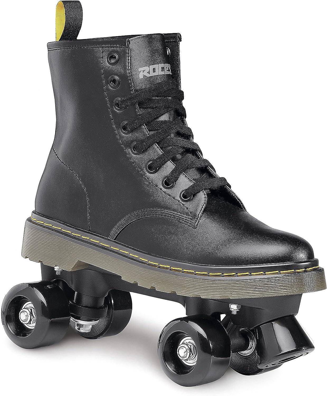 Roces 40% OFF Cheap Sale 550061 Model Clash Roller Black 5W US Skate Special Campaign 3M