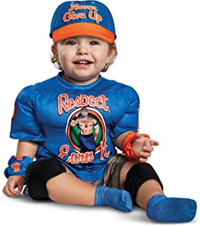 Disguise John Cena Toddler Muscle Costume