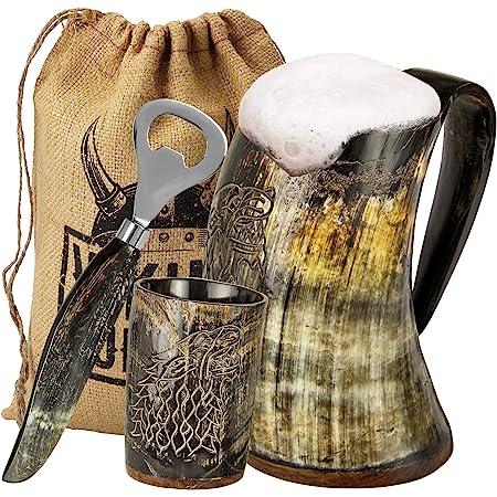 Norsemen Collection Hand Turned Bottle Opener Gift
