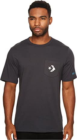 Converse - Cons Photo Pocket Short Sleeve Tee