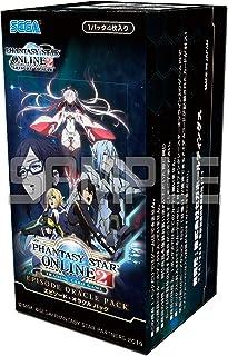 PHANTASY STAR ONLINE 2 TRADING CARD GAME EPISODE ORACLE PACK SGK-0066 (BOX)