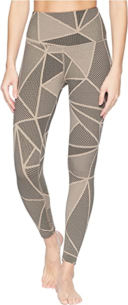 Beyond Yoga - Breakout High-Waisted Midi Leggings