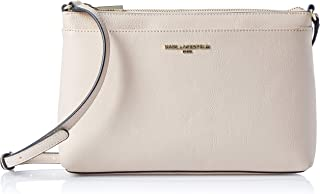 Karl Lagerfeld Paris Medium Top Zip Crossbody