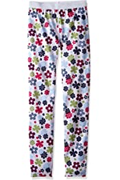 X-Large Hot Chillys Youth Pepper Skins Print Bottom Flower Power