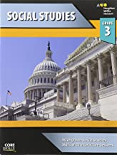 Houghton Mifflin Harcourt Social Studies: Workbook Grade 3