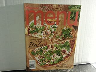 Wegmans Menu Magazine -Fall 2011