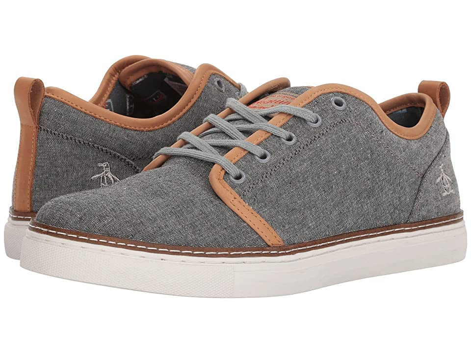 Original Penguin Carlin (Grey Chambray) Men