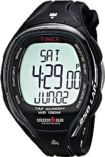 Timex Men's Ironman Sleek 250 TapScreen Full-Size Watch …