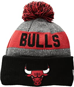 New Era - NE16 Sport Knit Chicago Bulls