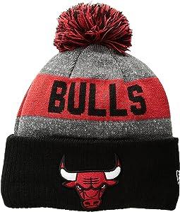 New Era - NE16 Sport Knit Chicago Bulls