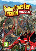 RollerCoaster Tycoon World (PC DVD)